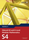 Edexcel AS and A Level Modular Mathematics Statistics 4 S4 - Book