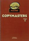 Rapid Maths: Stage 1 Photocopy Masters - Book