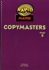 Rapid Maths: Stage 5 Photocopy Masters - Book