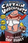 The Adventures of Captain Underpants - Book