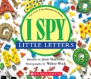 I Spy Little Letters - Book