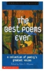 BEST POEMS EVER THE - Book