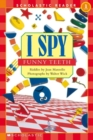 I Spy Funny Teeth (Scholastic Reader, Level 1) - Book
