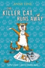 The Killer Cat Runs Away - Book