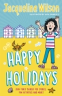 Jacqueline Wilson's Happy Holidays - Book