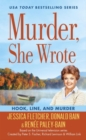 Murder, She Wrote: Hook, Line, And Murder - Book