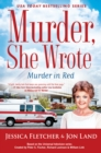 Murder, She Wrote: Murder in Red - eBook