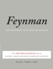 The Feynman Lectures on Physics, Vol. I : The New Millennium Edition: Mainly Mechanics, Radiation, and Heat - Book