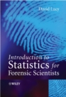 Introduction to Statistics for Forensic Scientists - Book