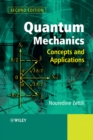 Quantum Mechanics : Concepts and Applications - Book
