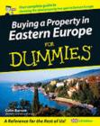 Buying a Property in Eastern Europe For Dummies - eBook