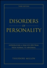Disorders of Personality : Introducing a DSM / ICD Spectrum from Normal to Abnormal - Book