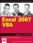 Excel 2007 VBA Programmer's Reference - Book