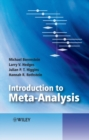 Introduction to Meta-Analysis - Book