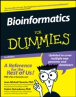 Bioinformatics For Dummies - Book