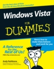 Windows Vista For Dummies - eBook