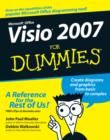Visio 2007 For Dummies - eBook