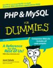 PHP and MySQL For Dummies - eBook