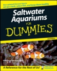 Saltwater Aquariums For Dummies - eBook