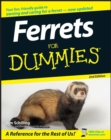 Ferrets For Dummies - Book