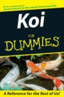 Koi For Dummies - eBook