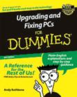 Upgrading and Fixing PCs For Dummies - eBook
