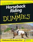 Horseback Riding For Dummies - eBook