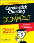 Candlestick Charting For Dummies - Book