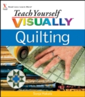 Teach Yourself VISUALLY Quilting - eBook