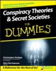Conspiracy Theories and Secret Societies For Dummies - Book