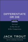 Differentiate or Die : Survival in Our Era of Killer Competition - Book