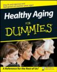 Healthy Aging For Dummies - eBook