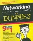 Networking All-in-One Desk Reference For Dummies<sup></sup> - eBook