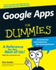 Google Apps For Dummies - eBook
