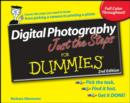 Digital Photography Just the Steps For Dummies - eBook