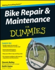Bike Repair and Maintenance For Dummies - Book