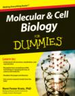 Molecular and Cell Biology For Dummies - Book