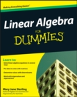 Linear Algebra For Dummies - Book