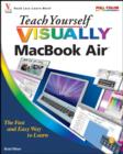 Teach Yourself VISUALLY MacBook Air - eBook