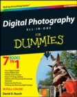 Digital Photography All-in-One Desk Reference For Dummies - eBook