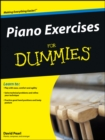 Piano Exercises For Dummies - eBook