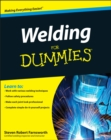 Welding For Dummies - Book