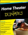 Home Theater For Dummies - eBook