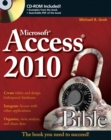Access 2010 Bible - Book