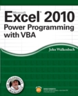 Excel 2010 Power Programming with VBA - Book