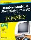 Troubleshooting and Maintaining Your PC All-in-One Desk Reference For Dummies - eBook