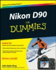 Nikon D90 For Dummies - eBook