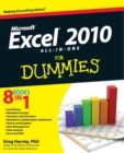 Excel 2010 All-in-One For Dummies - Book