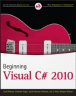 Beginning Visual C# 2010 - Book