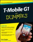 T-Mobile G1 For Dummies - eBook